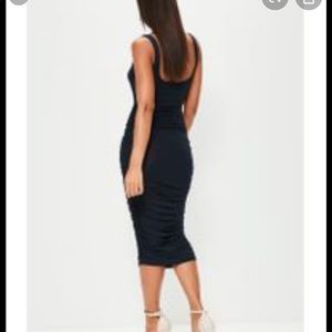 Missguided Dresses - Missguided NWT ruched sleeveless bodycon dress 4